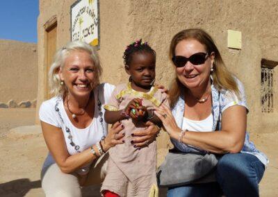 """Desde Marrakech  Ruta de 7 Días – Marruecos en estado puro """"Viaje sostenible"""""""