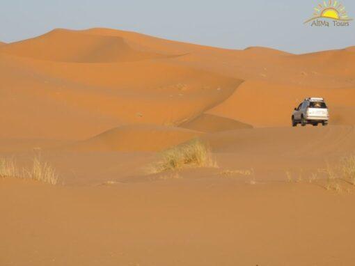 Desde Marrakech Ruta de 8 Días – Marruecos de Sur a Norte
