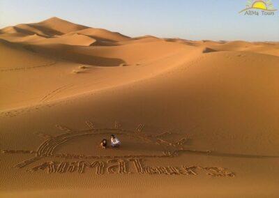 Desde Marrakech Ruta de 5 Días – Amanecer en el desierto