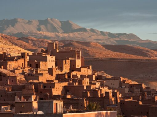 Excursión de 1 Día – Ouarzazate y  Ksar Ait Ben Haddou