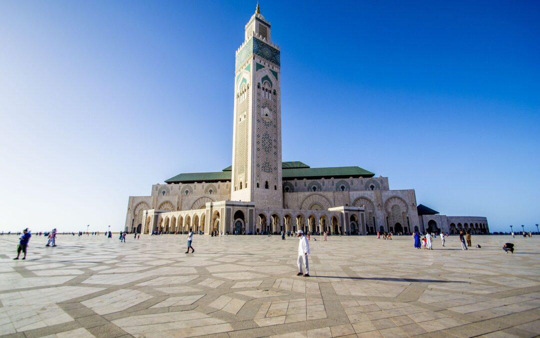 Ruta de 7 días de Casablanca a Marrakech