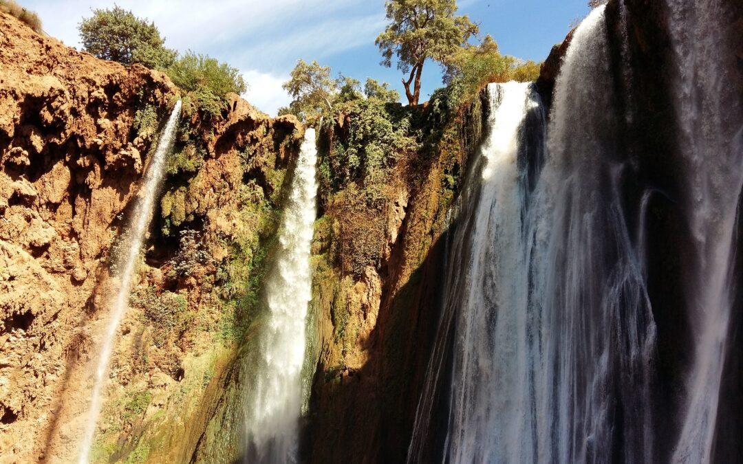 Excursión de 1 Día – Cascadas de Ouzoud